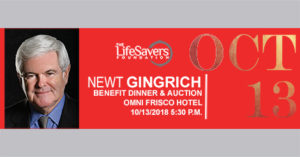 An Evening with the Honorable Newt Gingrich