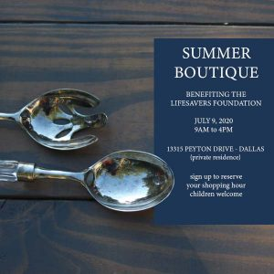 image of antique spoons for sale at boutique
