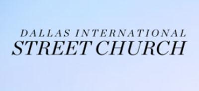 Dallas International Street Church logo